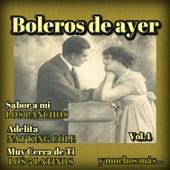 Boleros de Ayer, Vol. 4 van Various Artists