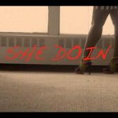 She Doin by Cjb