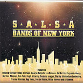 Salsa Bands of New York by Various Artists