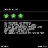 Cinémusic, Volume 3 de Various Artists
