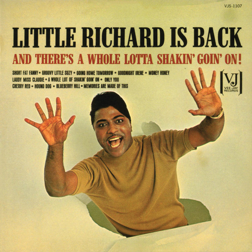 Little Richard Is Back by Little Richard