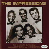 Their Complete Vee-Jay Recordings de The Impressions