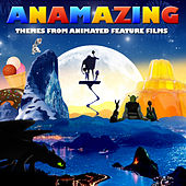 Anamazing - Themes from Animated Feature Films van L'orchestra Cinematique
