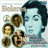 Los Mejores Boleros, Vol. 1 de Various Artists