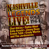 Nashville Legends Live, Vol. 1 - 1964 de Various Artists