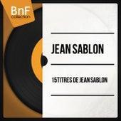15 Titres de Jean sablon (Mono Version) von Various Artists