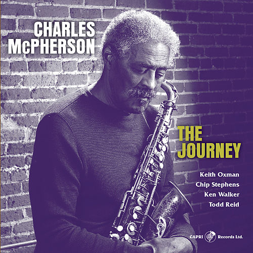 The Journey by Charles McPherson