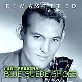 Blue Suede Shoes fra Carl Perkins