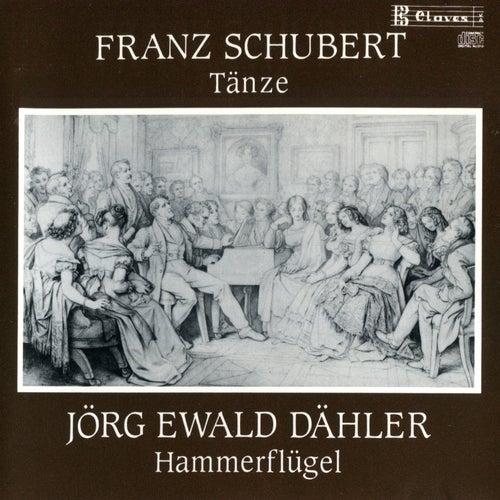 Schubert: Selected Dances by Jörg Ewald Dähler