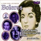 Los Mejores Boleros, Vol. 3 de Various Artists