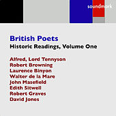 British Poets, Historic Readings Volume One by Various Artists