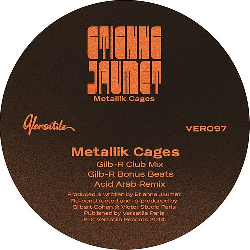 Metallik Cages by Etienne Jaumet