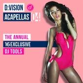 D:Vision Acapellas 04 (The Annual) van Various Artists