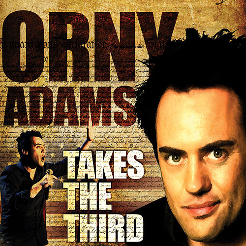 Takes The Third by Orny Adams