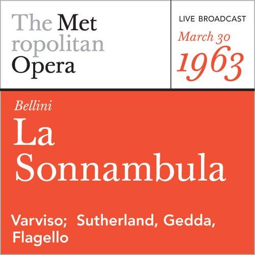 Bellini: La Sonnambula (March 30, 1963) by Metropolitan Opera