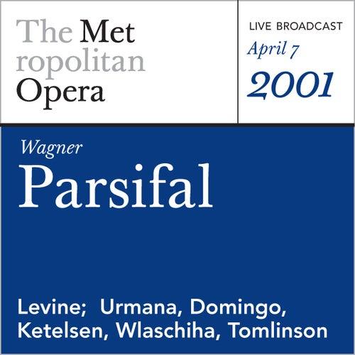 Wagner: Parsifal (April 7, 2001) by Metropolitan Opera