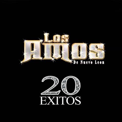 20 Exitos by Los Amos De Nuevo Leon