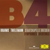 Brahms: Symphonies / Overtures (Live At Semperoper, Dresden) de Christian Thielemann