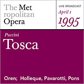Puccini: Tosca (April 1, 1995) by Metropolitan Opera