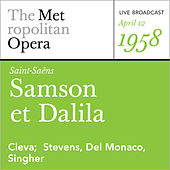 Saint-Saens: Samson et Dalila (April 12, 1958) by Camille Saint-Saëns