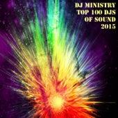 DJ Ministry Top 100 DJs Of Sound 2015 (50 Top Songs Party Hits Project Underworld Wonderland) de Various Artists