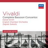 Vivaldi: Complete Bassoon Concertos by Sir Philip Ledger