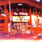 Live at the Whiskey: One Night Only by Vince Neil