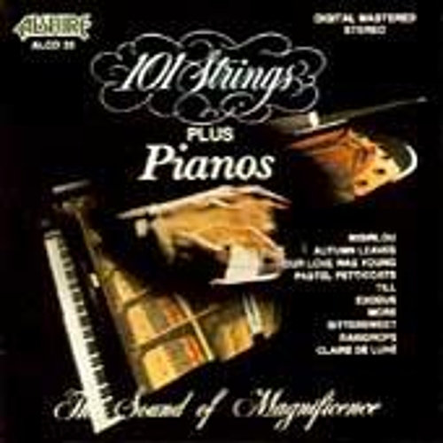 101 Strings & Pianos by 101 Strings Orchestra