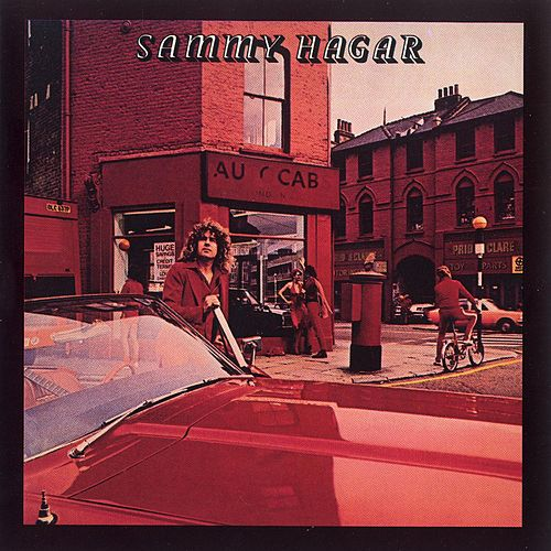 Sammy Hagar by Sammy Hagar