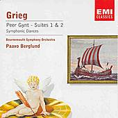 Peer Gynt - Suites 1 and 2 by Various Artists