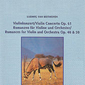Ludwig van Beethoven - Romances for Violin and Orchestra by Ivan Czerkov