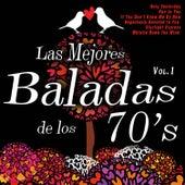 Las Mejores Baladas de los 70's Vol. 1 by Various Artists
