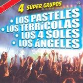 4 Súper Grupos by Various Artists