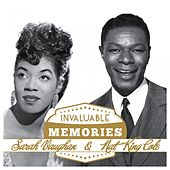 Invaluable Memories: Sara Vaughan, Nat King Cole von Various Artists