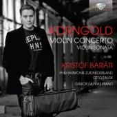 Korngold: Violin Concerto, Violin Sonata von Various Artists
