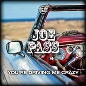 You're Driving Me Crazy van Joe Pass