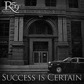 Success Is Certain by Royce Da 5'9
