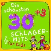 Die schönsten 30+3 Schlager-Hits für Kids (Lustige Schlager-Klassiker zum Mitsingen) by Various Artists