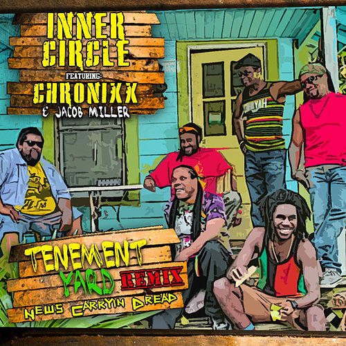 Tenement Yard (News Carrying Dread) [feat. Inner Circle] by Jacob Miller