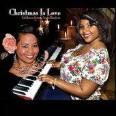 Christmas is Love (feat. Tamina Khyrah-joi) by Gail Jhonson