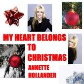 My Heart Belongs to Christmas de Annette Hollander