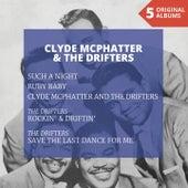 Clyde McPhatter & The Drifters (Five Original Albums) von Various Artists
