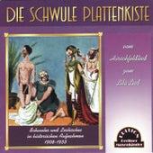 Die schwule Plattenkiste (Vom Hirschfeldlied zum Lila Lied) by Various Artists