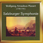 Wolfgang Amadeus Mozart: Salzburger Symphonie by Various Artists