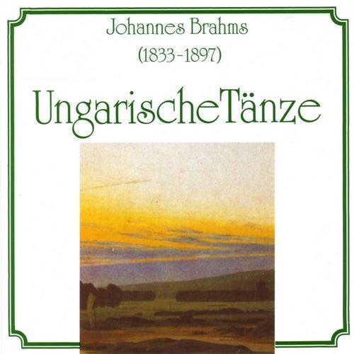 Johannes Brahms: Ungarische Taenze by Various Artists