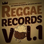 Reggae Records, Vol. 1 by Various Artists
