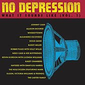 No Depression: What It Sounds Like Vol. 1 von Various Artists