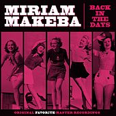 Back In The Days de Miriam Makeba