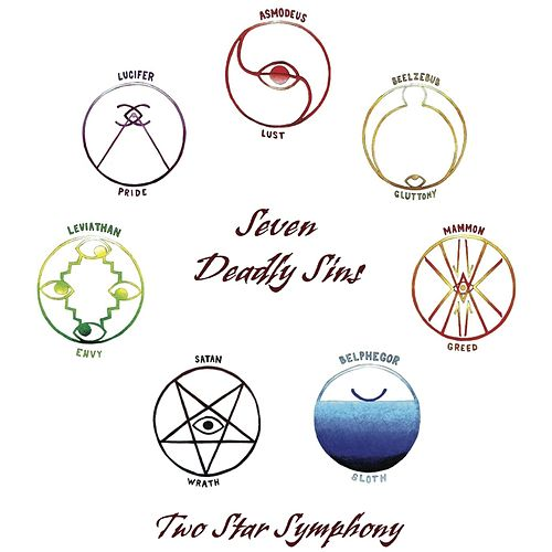 Seven Deadly Sins by Two Star Symphony