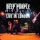 Live In London de Deep Purple